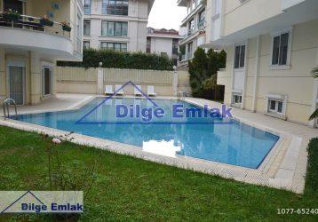 Fenerbahçe Burunda 3+1 Satılık Havuzlu Güvenlikli Dubleks