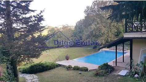 Çekmeköy Reşadiyede 800m2 Lüks Müstakil Satılık Villa